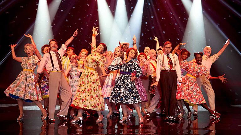 finding your feet táncterápia Richard Loncraine