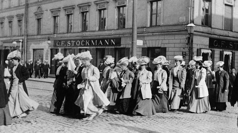 finnország szavazó jog szavazati jog női egyenjogúság