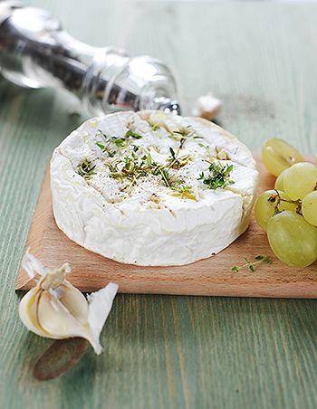 fuszeres camembert sajt recept