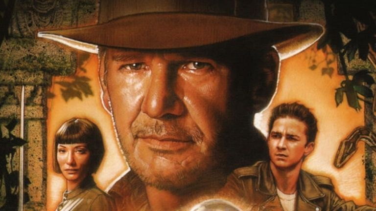 Indiana Jones (forrás: Paramount)