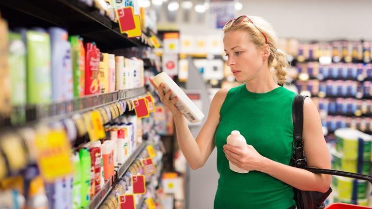ételallergia kozmetikum választás