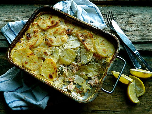 lazacos rakott krumpli recept