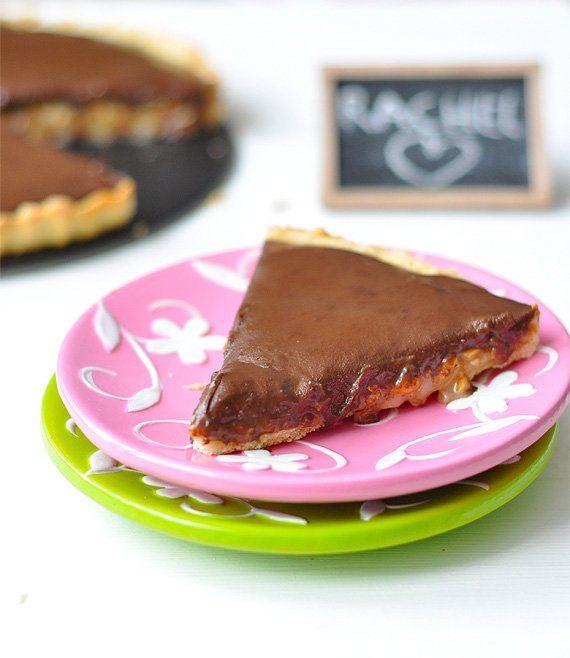 csokis mogyoros pite recept sütemény