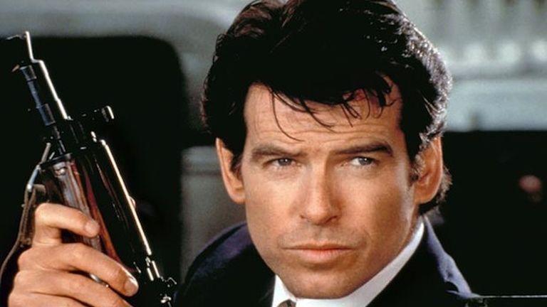 Goldeneye, James Bond, Pierce Brosnan (forrás: InterCom)