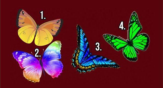 pillangók lélek személyiség teszt