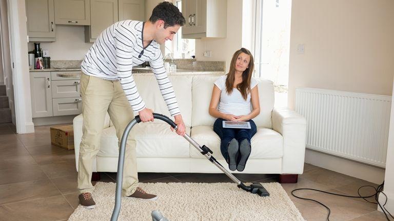 takarítás porszívózás szokások