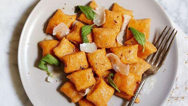 repas gnocchi nudli recept