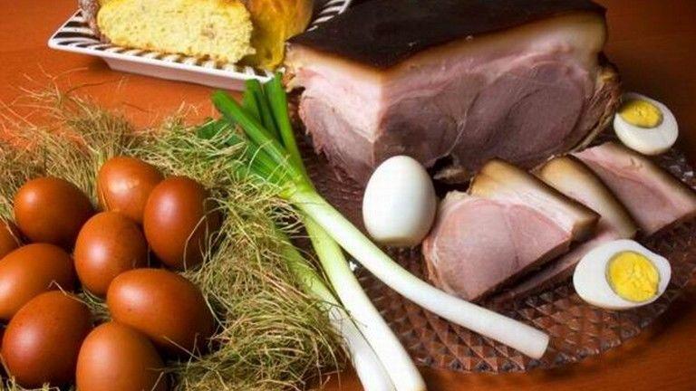 Húsvéti sonka – újhagymával és húsvéti kaláccsal az igazi!