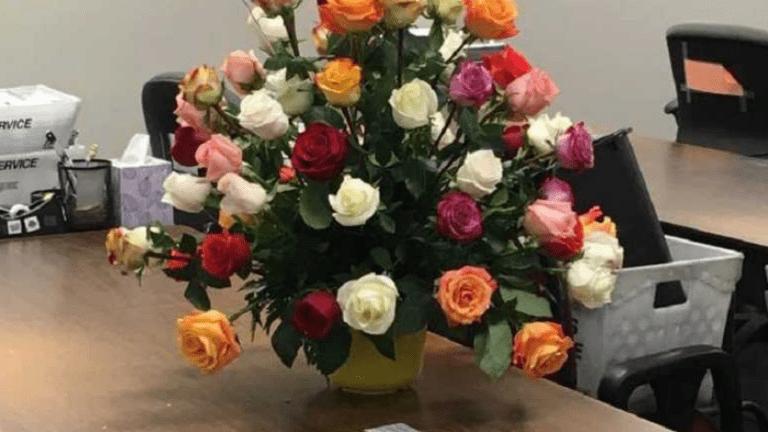 virágcsokor szerelem gondoskodás