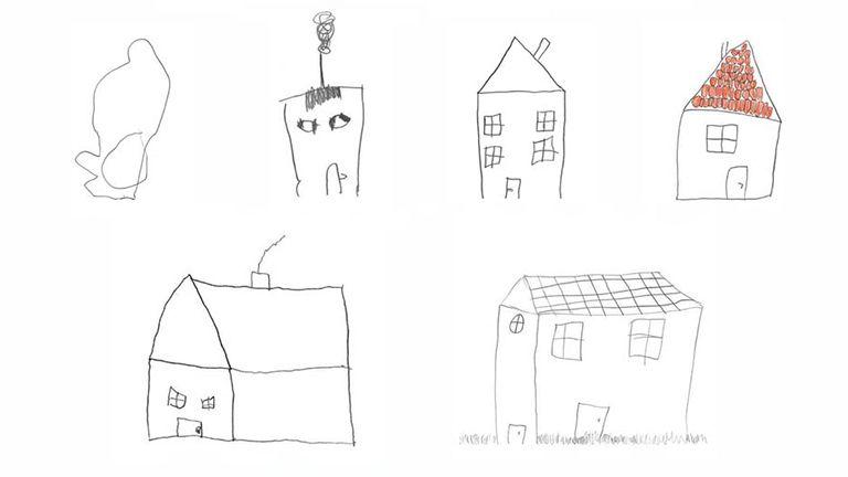 traumatizáció gyerek rajz abúzus