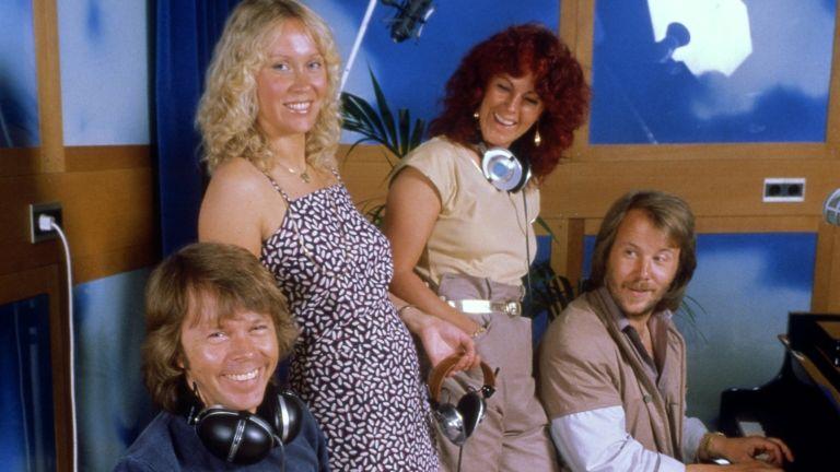 Az ABBA tagjai 1981-ben (fotó: AFP / Scanpix Sweden / Per Kagrell)