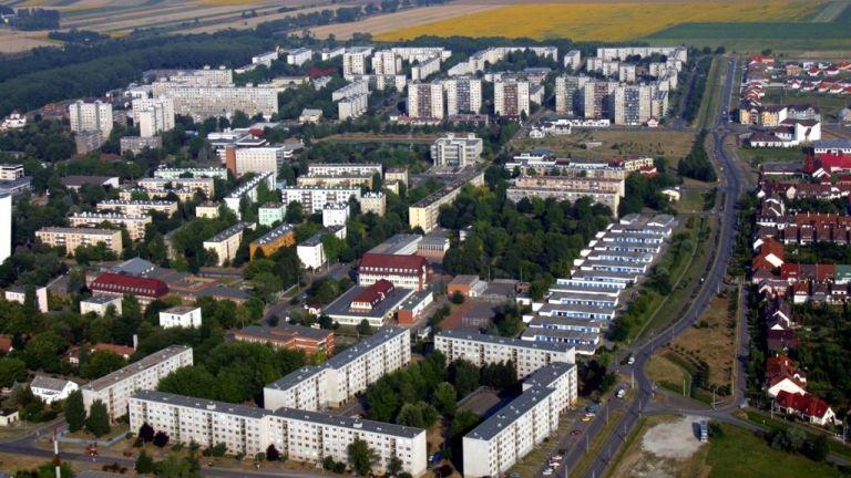 Tiszaújváros (forrás: mapio.net)
