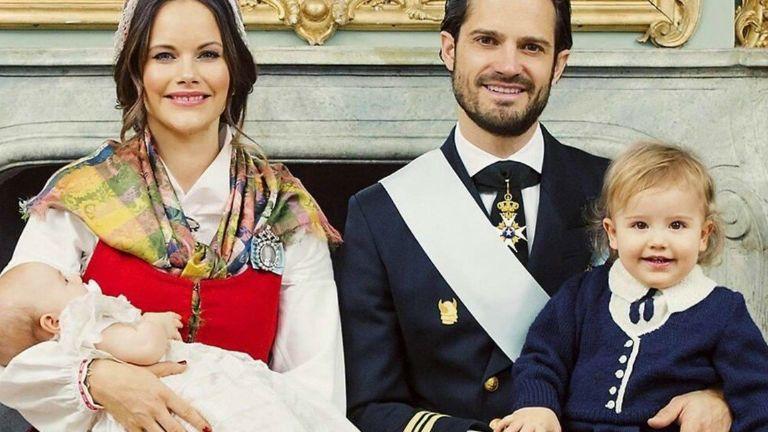 Zsófia hercegnő, Károly Fülöp svéd herceg