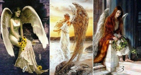 angyalkártya angyalok jóslat spirituális üzenet