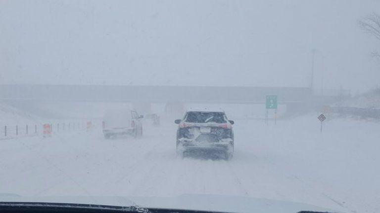 hóvihar hófúvás egyesült államok