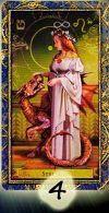kártya jóslás spirituális üzenet jóslat