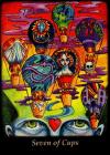 tarot kártya jóslat szerelmi élet