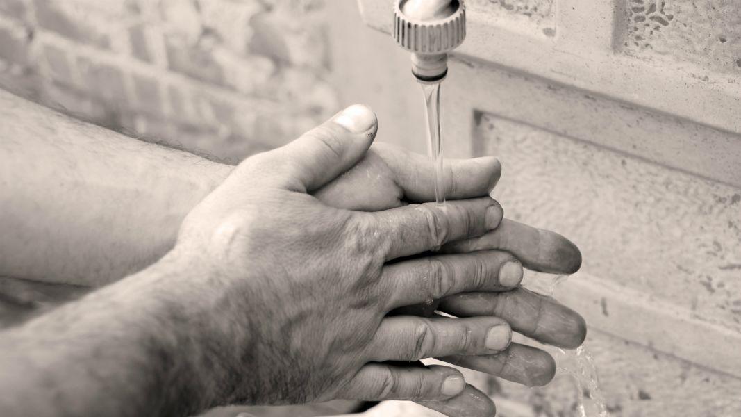 tisztaság, középkor, víz, tisztálkodás, betegség
