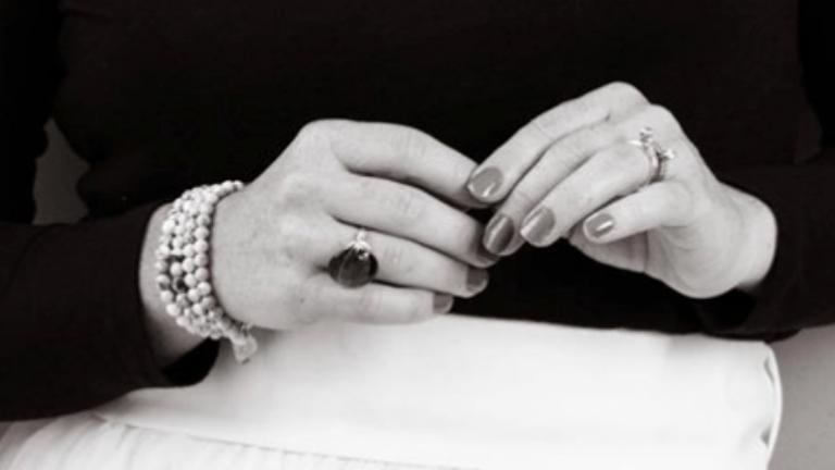 kéz öregedés jel