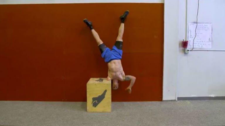 Logan Aldridge amputáció kar sportoló