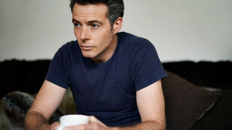 szomorú férfi - Fotó: Profimedia