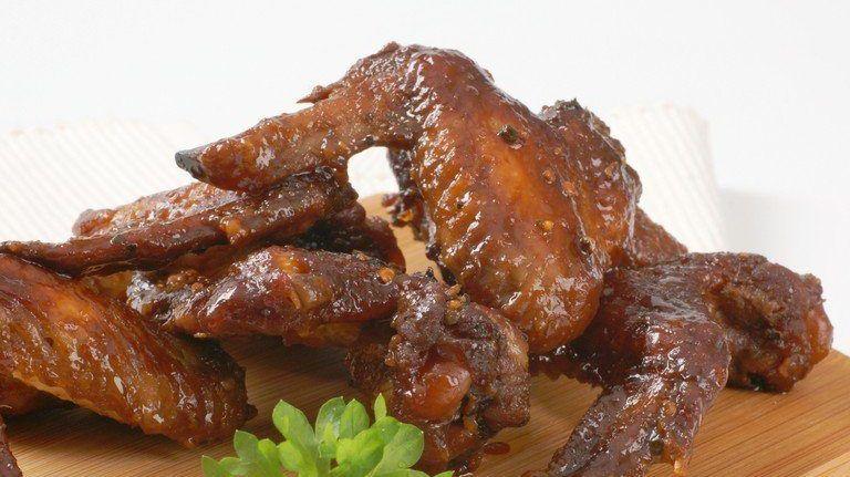 cirkeszárny recept étel sült hús