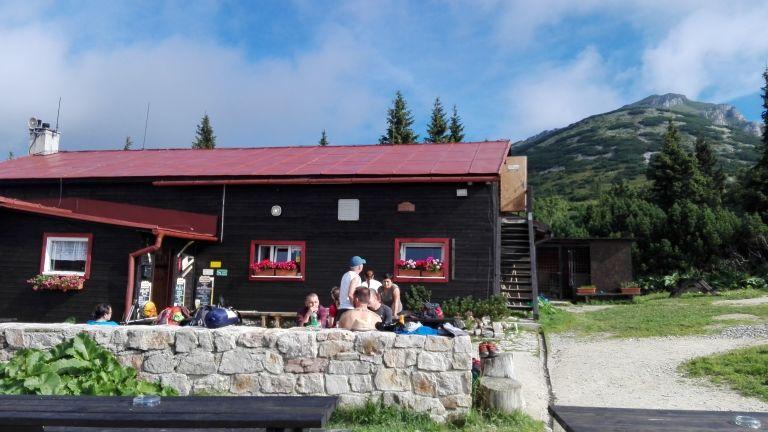 Chata pod Chlebom, Szlovákia (forrás: Google Plus / zzuzanaa)