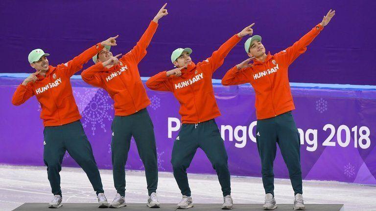 Lui Shaolin Sándor, Liu Shaoang, Burján Csaba és Knoch Viktor