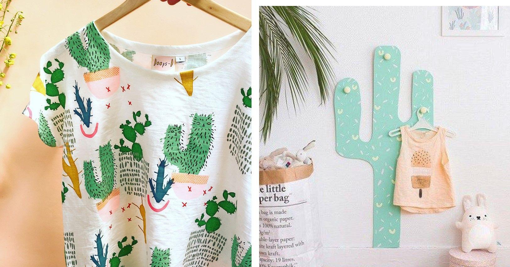 kaktusz, dekoracio