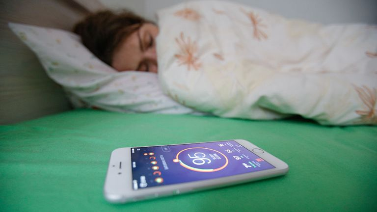 életmód applikáció okostelefon