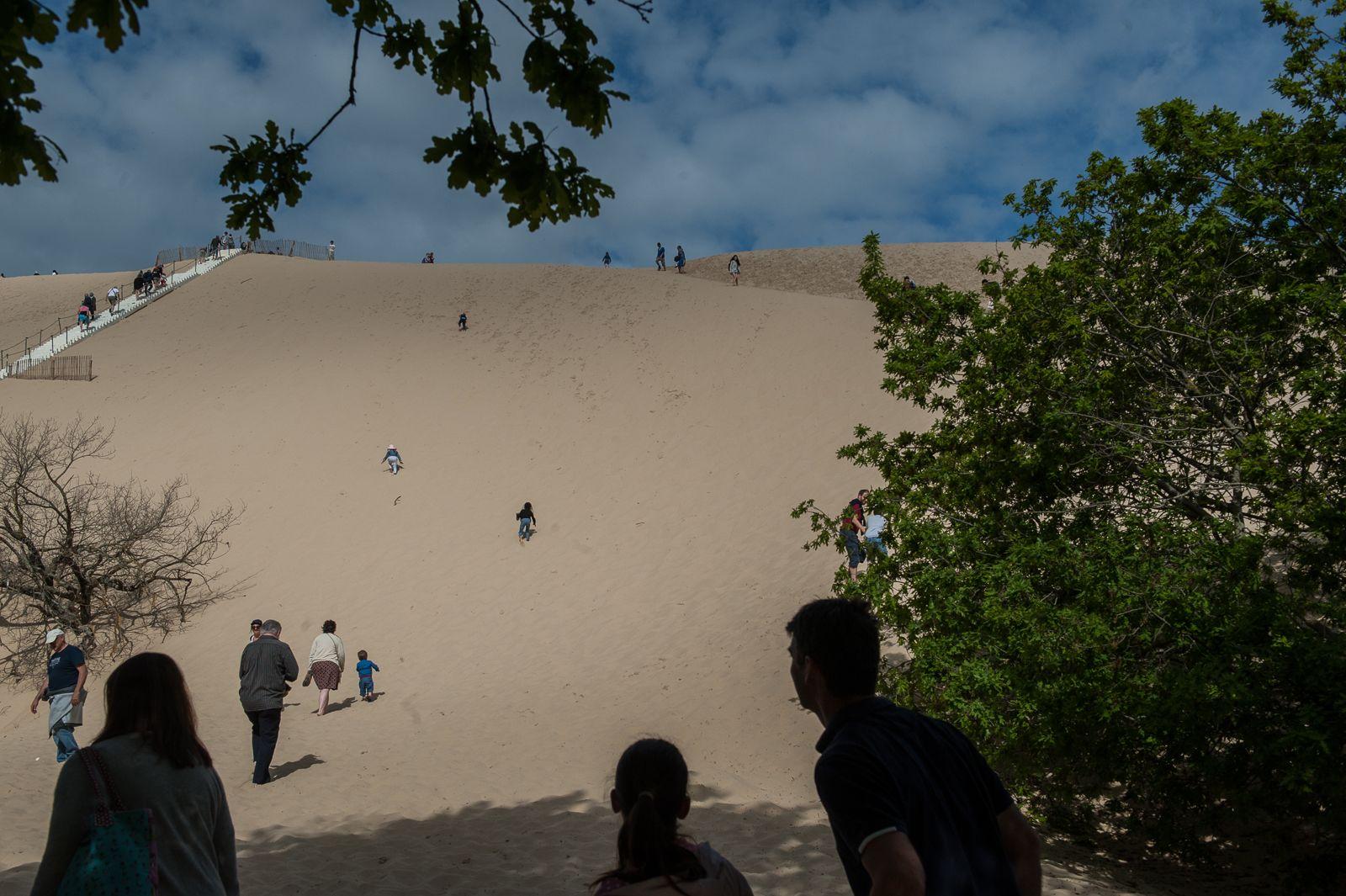 arcachon cap ferret bordeaux dune du pilat utazás