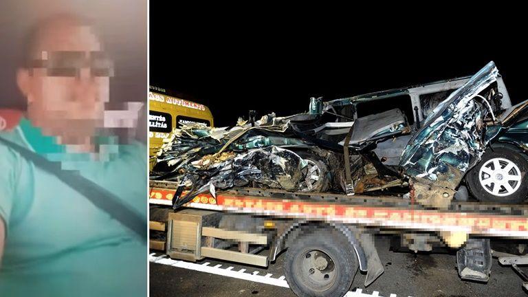 Friss hírek: A sofőr semmit nem próbált tenni azért, hogy elkerülje az ütközést.