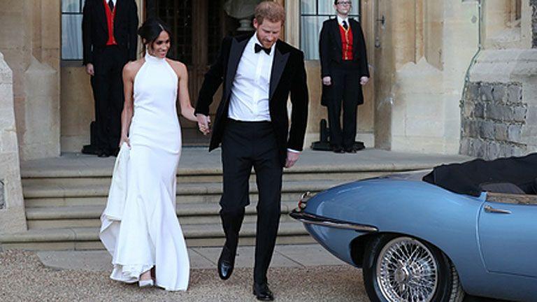 Friss hírek: Harry herceg és újdonsült felesége, Meghan, esküvőjük napján többféleképpen is emlékeztek Dianára.
