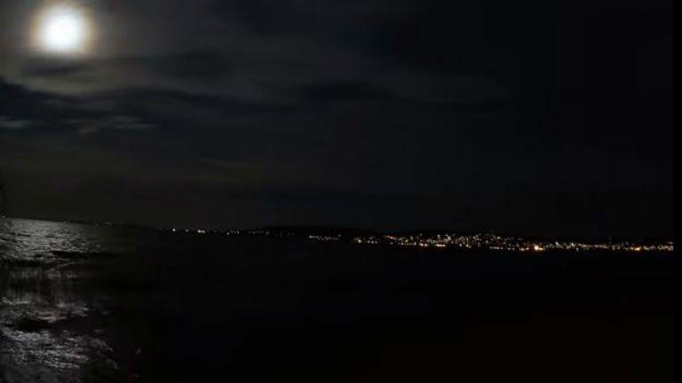 égi jelenség, holdkoszorú