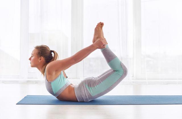 jóga gyakorlat stressz oldás