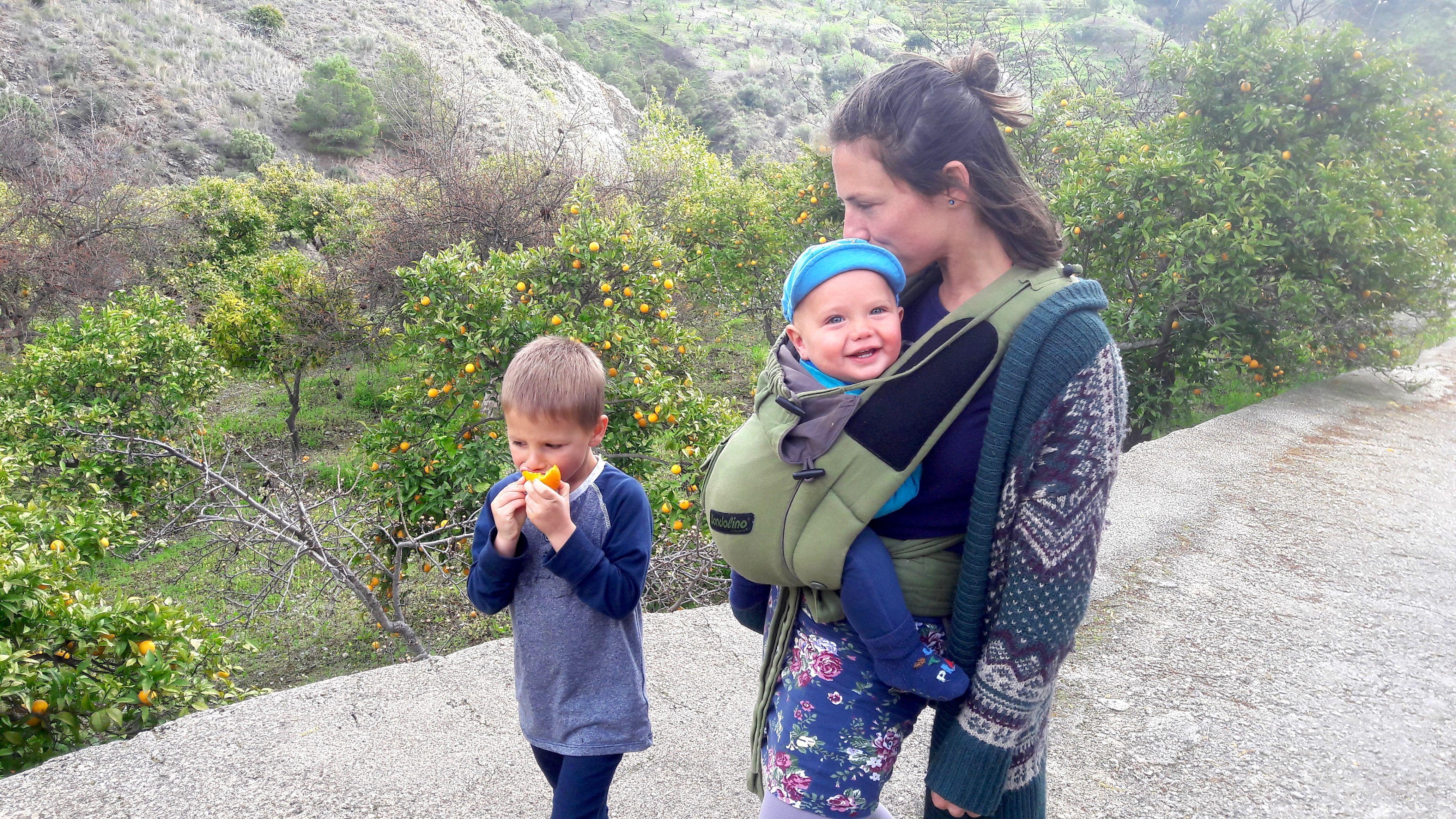 digitális nomád családok