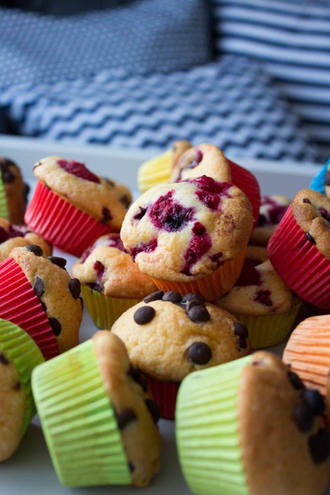 muffin recept sütemény