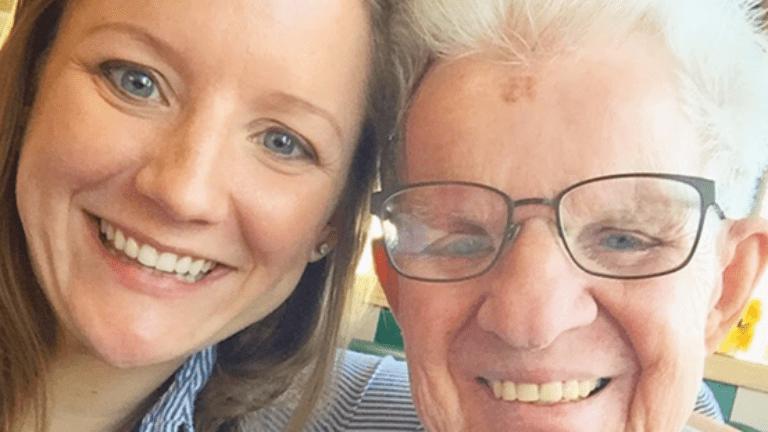 nagypapa egészség májfolt bőrrák instagram