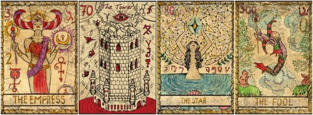 tarot kártya jóslás május