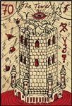tarot kártya A Torony jóslás