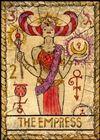 tarot kártya császárnő május jóslat