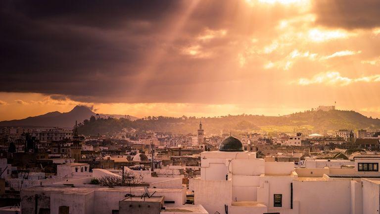tunéziai utazás
