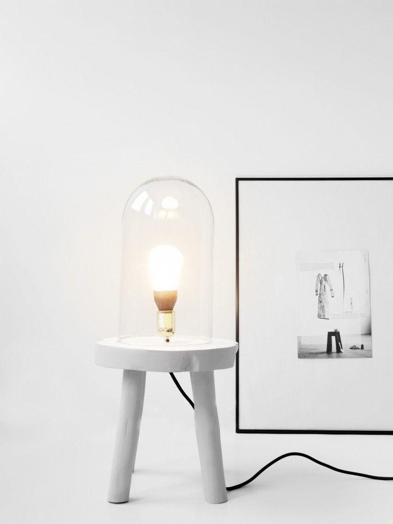 lampa, bura