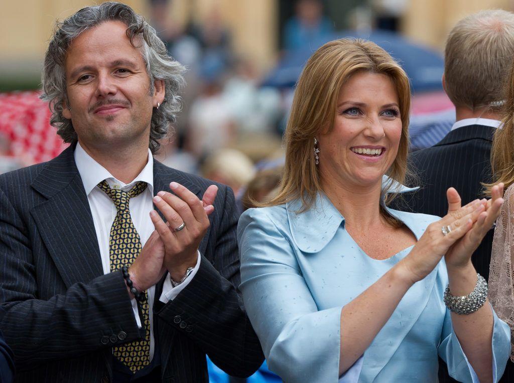 Ari Behn márta lujza hercegné svéd királynő