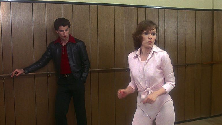 szombat esti láz john travolta diszkó '80as évek