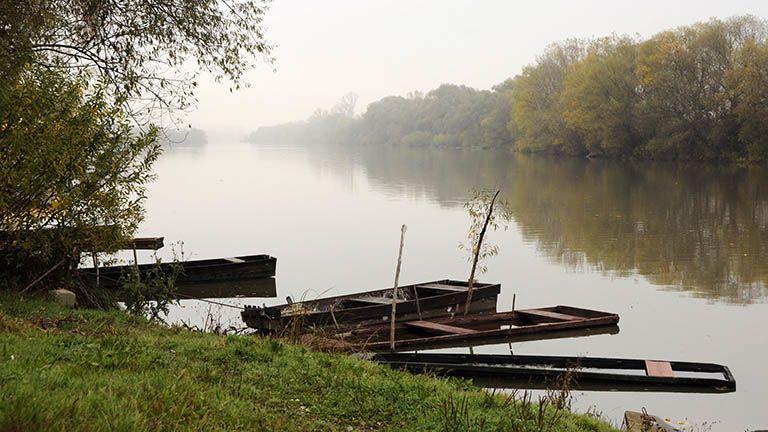 csónak horgászat