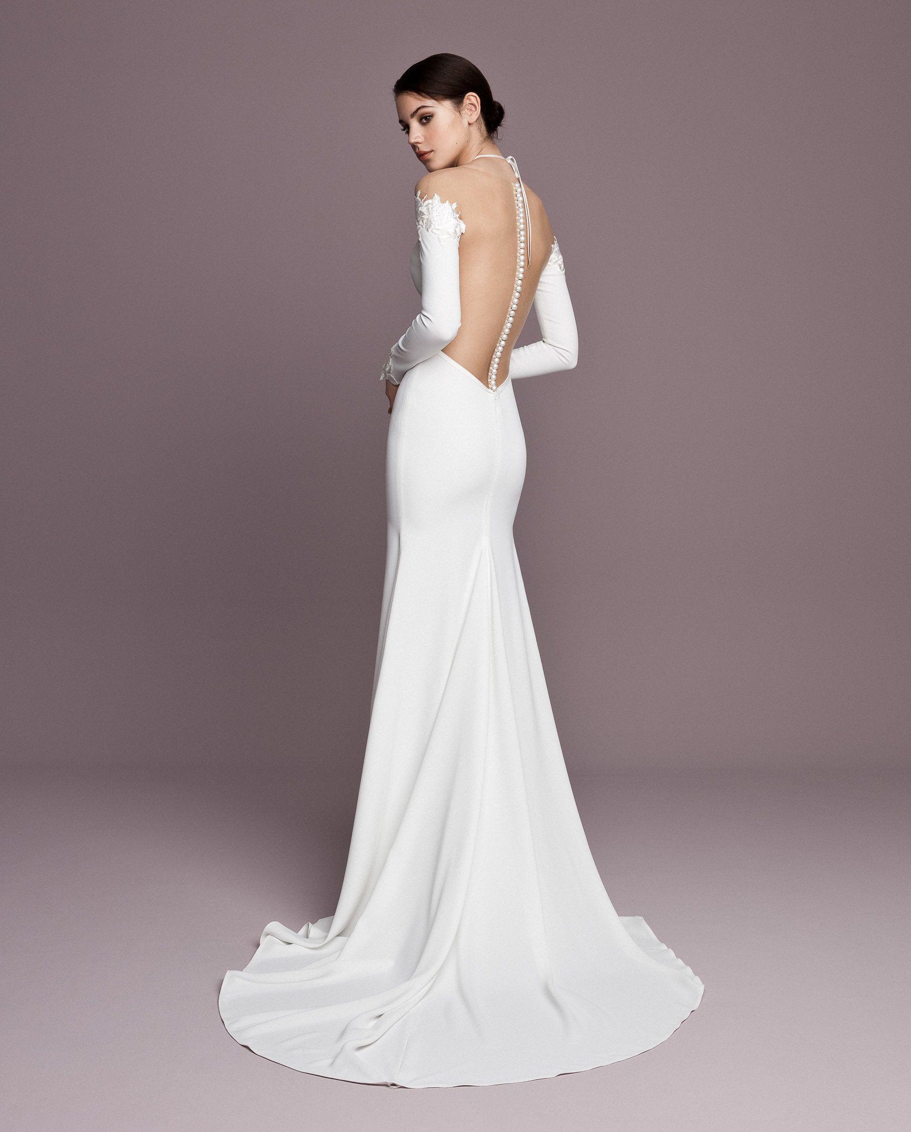 Daalarna menyasszonyi ruha – Sunset kollekció (fotó  daalarna.hu) f09f0bef36