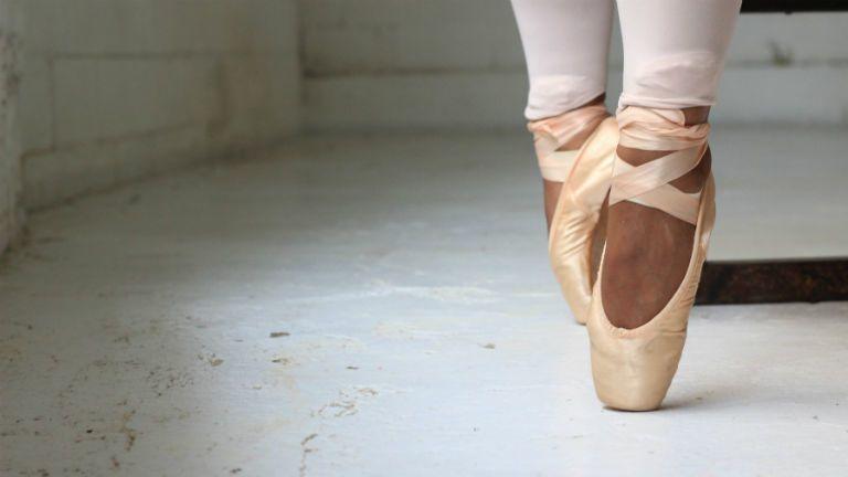 balerina balett tánc plus size