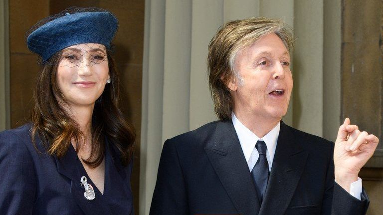 Nancy Shevell, beatles, feleség, Sir Paul Mccartney