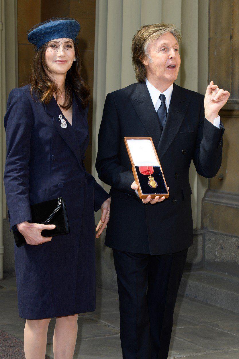 Nancy Shevell, beatles, feleség, Sir Paul Mccartney